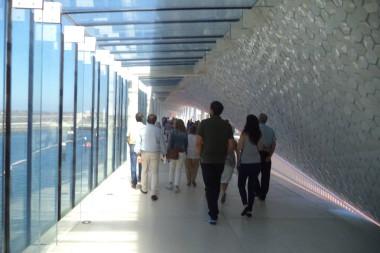 Visita ao Terminal de Passageiros do Porto de Leixões (8)