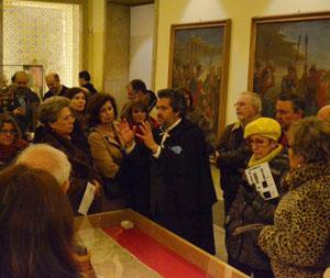 Inauguração do Núcleo Museológico