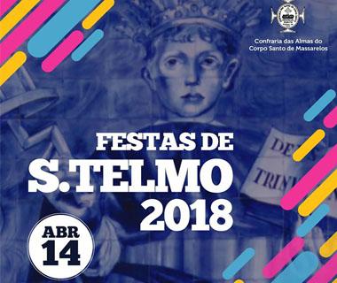 Festas de S. Telmo 2018